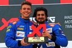 XI Racing League: Mumbai Falcons soar high with a double