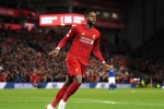 Liverpool 5-2 Everton: Origi and Mane star as Klopp claims 100th Premier League win