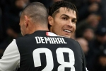 Juventus 3-1 Udinese: Ronaldo stars alongside Dybala and Higuain in comfortable win