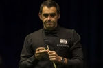 Snooker star O'Sullivan refuses to shake hands over germ fears