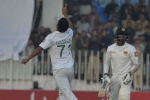 Pakistan vs Sri Lanka, 1st Test: Pakistan hit back with the ball in long-awaited Test on home soil