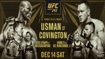 UFC 245: Usman vs. Covington preview, fight card, India time and where to watch