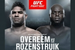 UFC on ESPN 7: Overeem vs. Rozenstruik preview, fight card, India time and where to watch