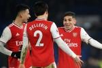Premier League Review: Arsenal hold Chelsea in dramatic derby, Aguero bails out Man City