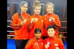 Boxing: Indian female pugilists clinch six medals at Nation's Cup in Serbia