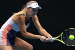 Australian Open 2020: Wozniacki's career ends with third-round loss