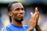 Drogba, Heskey to headline Australia bushfire charity match