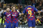Copa del Rey: Barcelona, Real Madrid enter last 16