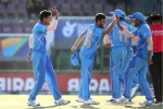 ICC U19 World Cup: India trounce Australia by 74 runs; enter semifinals