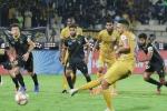 ISL: Hyderabad peg Mumbai back with late penalty