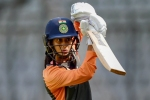 Working on increasing my bat speed to hit big shots: India opener Jemimah Rodrigues