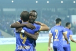 ISL 2019-20: Mumbai City do the double over clumsy Bengaluru FC