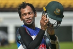 Bangladesh's Mushfiqur declines to visit Pakistan