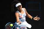 Australian Open 2020: Osaka ousts Zheng en route to third round