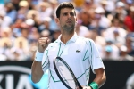Australian Open 2020: Dominant Djokovic powers through to quarter-finals