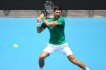 Australian Open 2020: Novak Djokovic results and form ahead of first-round match with Jan-Lennard Struff