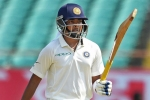 Shaw hits hundred in India A's practice game, excites selectors ahead of NZ Tests