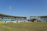 Rajkot stadium may get a roof-top cover a la Wimbledon to make it weather proof