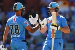 Big Bash League: Salt secures record-breaking Strikers win after Heat run cold