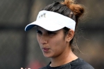 Sania Mirza sails into women's doubles final of Hobart International