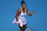 Australian Open 2020: Serena Williams celebrates grand slam milestone