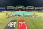 West Indies vs Ireland: Rain washes out second T20