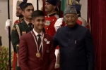 Bengaluru's Yash Aradhya becomes first motorsports person to win Pradhan Mantri Rashtriya Bal Puraskar
