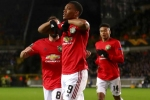 Club Brugge 1-1 Manchester United: Martial away goal gives Red Devils the edge