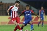 ISL 2019-20:  Late goals help ATK hold Bengaluru FC