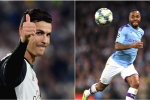 Ronaldo, Sterling out to continue knockout form – Champions League in Opta numbers