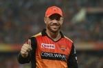IPL 2020: David Warner to lead Sunrisers Hyderabad this year