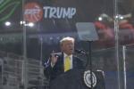 Donald Trump in bizarre Sachin Tendulkar pronunciation as he opens Motera Stadium