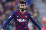 Pique calls for Barcelona focus amid social media controversy