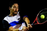 Mager continues Rio run, Nishioka into Delray Beach final as rain wreaks havoc