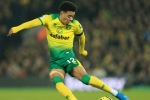 Norwich City 1-0 Leicester City: Lewis clinches rare Canaries win