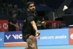 Barcelona Masters: Saina, Srikanth advance to pre-quarterfinals but Prannoy, Kashyap bow out