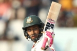 Bangladesh vs Zimbabwe: Mushfiqur double century leaves Bangladesh on top