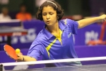 Table tennis player Naina Jaiswal complains to police
