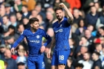 Chelsea 2-1 Tottenham: Giroud and Alonso on target in first win in five