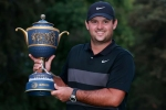 Reed produces fine finish to win WGC-Mexico Championship