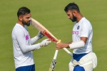 Don't think being cautious will help us - Kohli's message to Pujara & Co