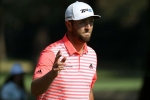 Thomas holds slender lead in Mexico, brilliant Rahm breaks course record