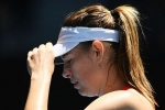 Maria Sharapova not planning a farewell tour after retiring from tennis