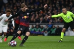 Tottenham 0-1 RB Leipzig: Werner makes Spurs pay the penalty