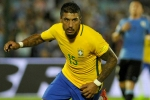Paulinho among footballers stranded by China's coronavirus lock-out