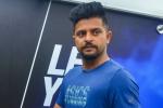 Suresh Raina donates Rs 52 lakh in the fight against Coronavirus