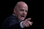 Coronavirus: It would be irresponsible to resume too early, says FIFA chief Infantino