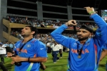 Saw Sachin Tendulkar dancing for the first time: Harbhajan Singh reminisces World Cup 2011 memories