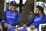MS Dhoni, Virat Kohli give business class seats to team members, foster bonding: Gavaskar