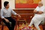 PM Narendra Modi speaks to Virat Kohli, Sachin Tendulkar, Sourav Ganguly and other sportspersons